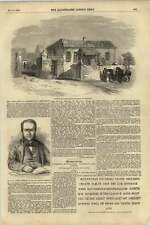 1855 commissione anglo-francese Sebastopol un Segretario W Johnson