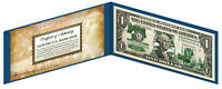 PENNSYLVANIA State $1 Bill *Genuine Legal Tender* US One-Dollar Currency *Green*