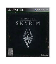 2 Juegos Para Sony Playstation 3 PS3-Skyrim & Metal Gear Solid 4