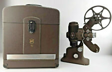 Vintage Bell & Howell Filmo Diplomat 16MM Projector W/ Case Design 173 Model A