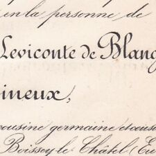 Jeanne Leviconte De Blangy Gaston Pollier De Vauvineux 1878