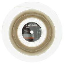HEAD FXP 16 Tennis racquet racket string 200M/660ft Reel - Black - Reg $200