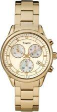 Relojes de pulsera Timex acero inoxidable cronógrafo