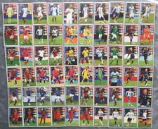 KELLOGGS PANINI FOOTBALL SUPERSTAR STICKERS 2018 WORLD CUP SET OF 60 & POSTER