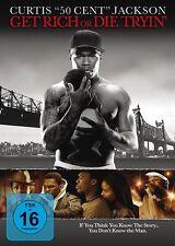 ADEWALE/BRYANT,JOY/DUKE,BILL AKINNUOYE-AGBAJE-GET RICH OR DIE TRYING   DVD NEU
