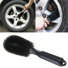 Motorcycle Car Vehicle Wheel Tire Rim Scrub Brush Washing Cleaning Tool Cleaner