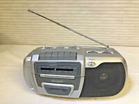 Lenoxx Sound Model CT-992 Radio Cassette Recorder