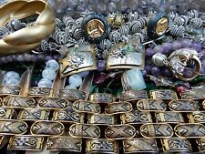 Vintage To Now Jewelry Lot Necklaces Bracelets Earrings Brooches Lot