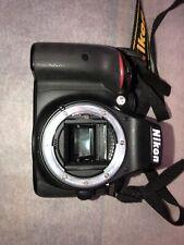 New listing Nikon D5300 Digital Slr Camera Body Black 24.2 M/P