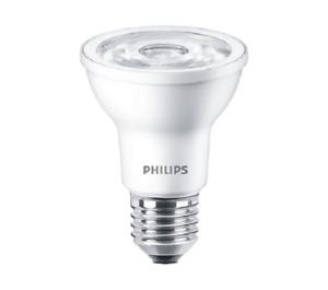 6PK - Philips PAR20 Dimmable LED - 6w 2700K Flood FL25 Bulb - 50w equiv.