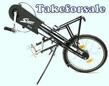 Speedy Rollstuhlfahrad Handbike 7 Gang Rollstuhlfahrrad TFS321