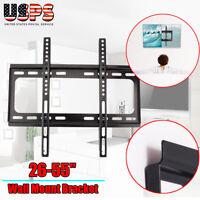 TV Bracket Wall Mount Swivel Full Motion 26 32 40 42 43 47 48 49 50 55 Inch US