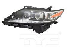 TYC Left Side LED Headlight For Lexus ES350/ES300h w/o ASF 2016-2018 Model