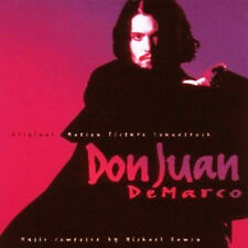 DON JUAN DE MARCO CD MOVIE SOUNDTRACK Album MINT/EX//MINT *