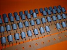 50x Elko 10µF/50V 105°C 9x12mm Vishay BC 10uF
