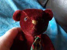 Velour Fur One of a Kind Artist Teddy Bears
