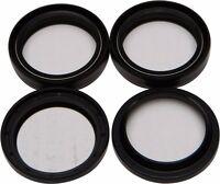 NEW All Balls Fork Oil Seal Kit AND Dust Seal Kit SET 56-125 HARLEY HONDA SUZUKI