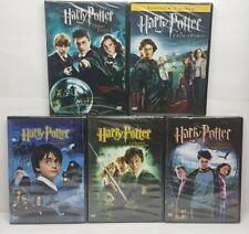 PELICULA DVD PACK HARRY POTTER 5 TITULOS PRECINTADAS
