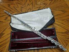 Gemeinhardt solid silver flute Brio NG1 HEADJOINT REFURBISHED B20-OSB 2830