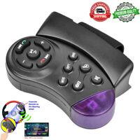 Drahtlose Auto-Lenkrad-Knopf-Fernbedienung Bluetooth Stereo für Auto DVD