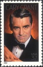 USA 2002 Cary Grant/Film/Cinema/Actor/People/Movies/Hollywood 1v s/a (b4035c)