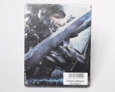 METAL GEAR Rising Revengeance Steelbook for PS3 Steel Box Case Hülle Raiden