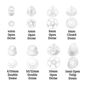 RIC Hearing Aid Click Domes Buy 3 Get 2 FREE Siemens Signia Costco Miracle Ear