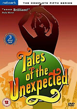 TALES OF THE UNEXPECTED COMPLETE SERIES 5 DVD Fifth Season Pamela Stephenson New