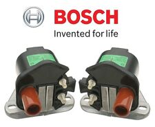 For Mercedes W140 600SEC 600SEL S600 Pair Set of Two Ignition Coils OEM Bosch