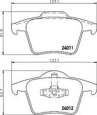 Mintex Rear Brake Pad Set MDB2613  - BRAND NEW - GENUINE - 5 YEAR WARRANTY