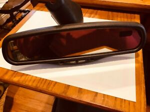 Jaguar XK8 Rear View Mirror Fits 04-06