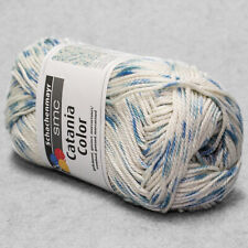 "500g Schachenmayr "" Catania Color "" 197 Jeans Color 100% Baumwolle"