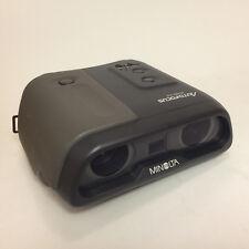 Minolta Autofocus Binoculars Model 10X25 5.2 Degrees W/Bag (No Battery)