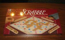 Vintage 1989 Scrabble Crossword Board Game NEW SEALED Milton Bradley #4024