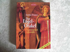 Das Engel - Orakel von Ambika Wauters, Tarot, Oracle, Lebenshilfe, Esoterik,