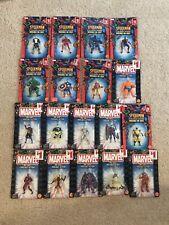 "Marvel Metal Die Cast 3"" Figures Lot (x18)"