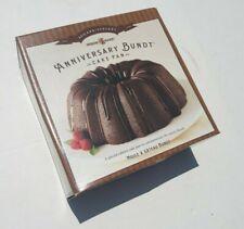 NEW NORDIC WARE ANNIVERSARY KITCHEN COOKING BAKING DESSERT BUNDT CAKE PAN