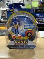 NEW, In HAND Sonic the Hedgehog Jakks Pacific 4 inch ACTION FIGURE Ships Fast