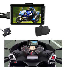 "3"" LCD 140° Motorcycle Front+rear Dual Action Camera Video Recorder Waterproof"