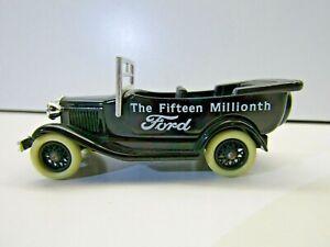 "Lledo Diecast Model ""Days Gone"" The 15 Millionth Ford DG 7-9-13-14 As New"