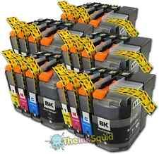 20 LC225XL + LC229XXL Cartuchos de tinta para la impresora Brother MFCJ 5625DW MFCJ 5720DW