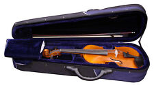 Quality 1/2 Violin Outfit Case Bow Rosin
