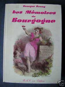 VINS / LES MEMOIRES DU BOURGOGNE.  1985