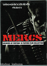 The Grindhouse Experience Presents - Mercs Soldiers of Fortune (DVD, 2008,...