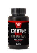 muscle gain women - CREATINE TRI-PHASE - creatine powder - 1 Bottle (90 Tablets)
