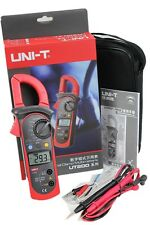 UNI-T UT202 Digital Auto Range Clamp Multimeter Tester AC DC Volt Amp Ohm Temp