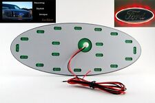"""Red LED Lo-glow light Accessory for your 9"""" Wide Ford Emblem Badge"""