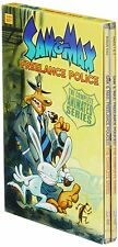 Sam & Max Freelance Police Complete Series DVD Set Collection Animated Box R And