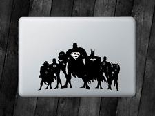 Justice League Sticker Superman Batman Decal For MacBook iPad Laptop Car Window