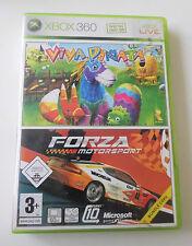 XBox 360 Spiele - Viva Pinata / Forza 2
